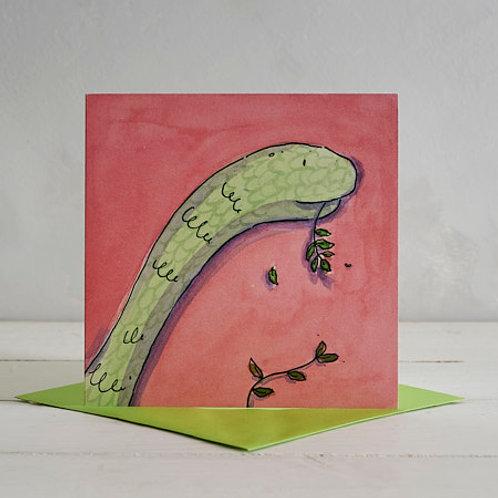 Dippy Card by Helen Wiseman
