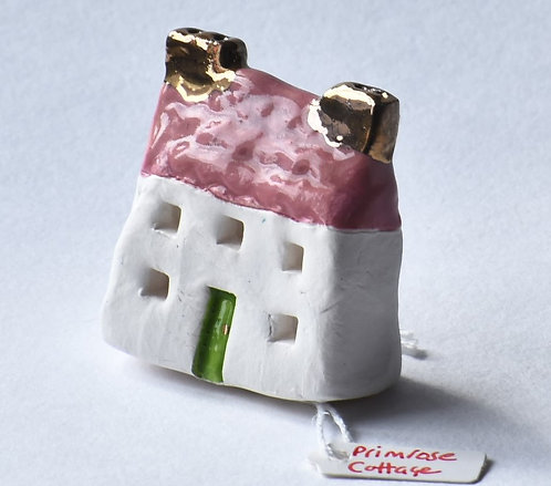 Primrose Ceramic Cottage