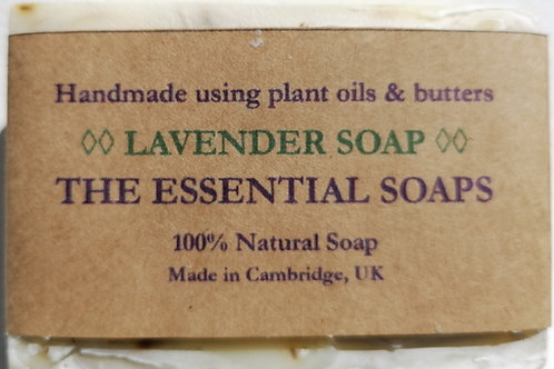 Lavender Soap, Natural, Calming Soap