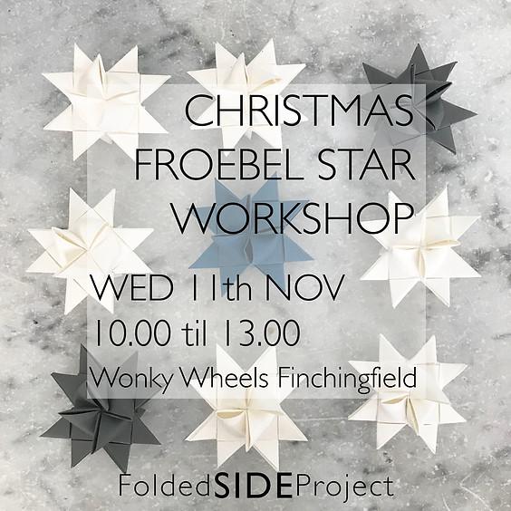 Christmas Froebel Stat Workshop