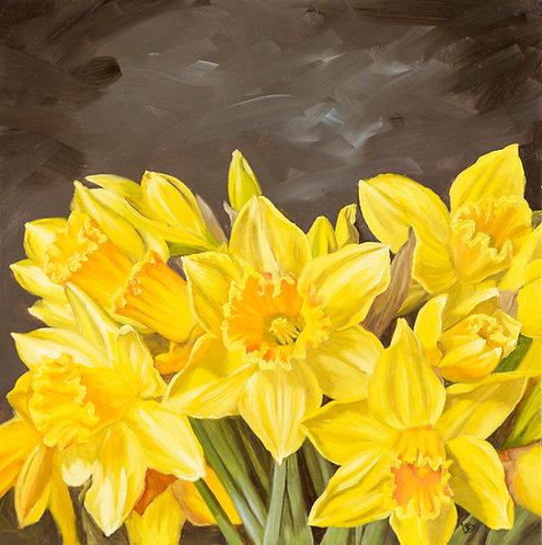 Spring Chori (daffodils)