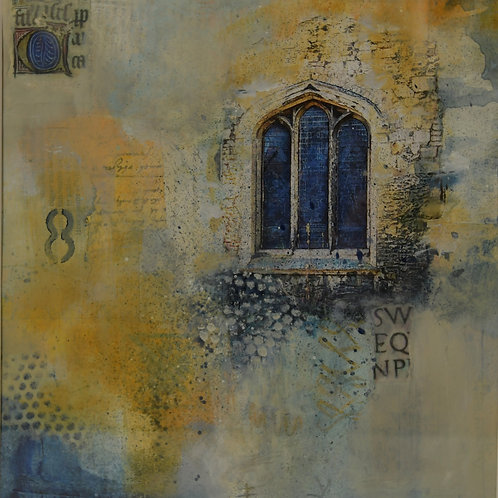 St Clements 1 - Mixed Media Artwork