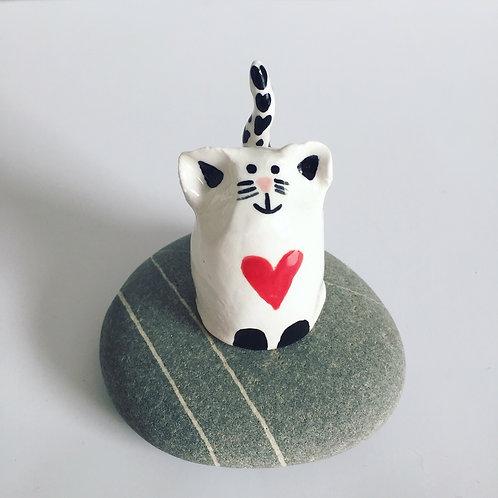 Talula - Cat Ceramic