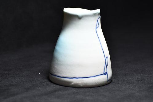 Medium Ceramic Vase by Richard Baxter