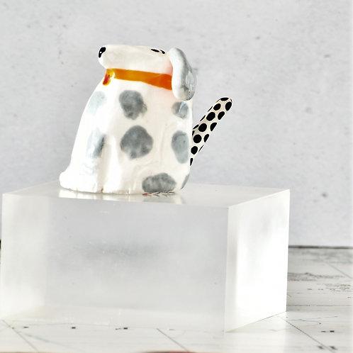 Lucky - Dog Ceramic