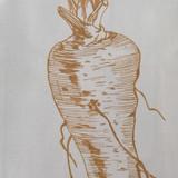 Parsnip Veg Tea Towel