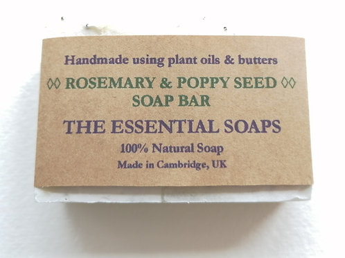 Rosemary & Poppy Seed Hand Soap