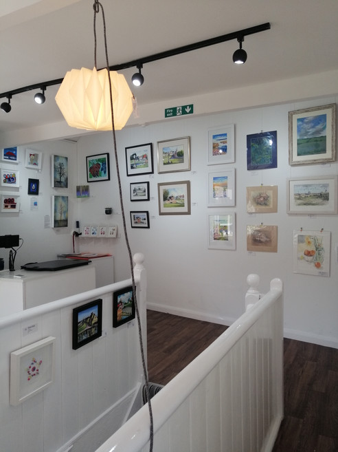Original art in the Gallery