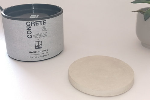 Concrete Coaster (White) set of 4