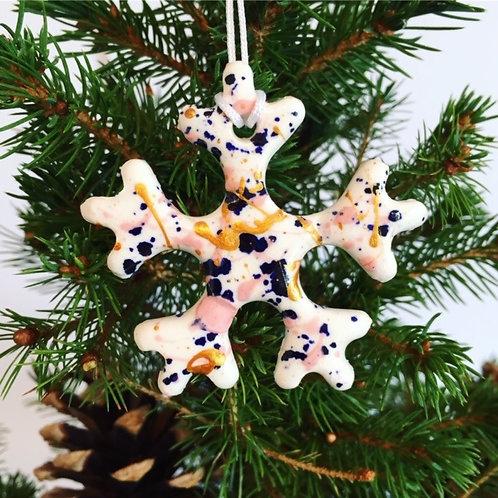 Snowflakes Christmas Decoration