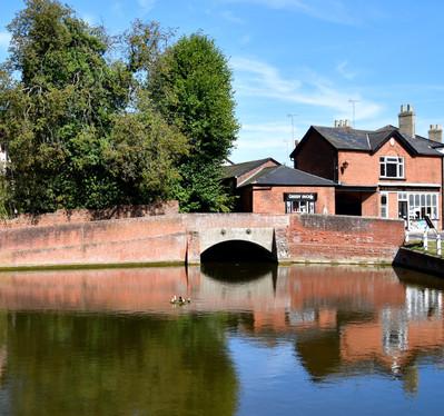 Bridge in Finchingfield