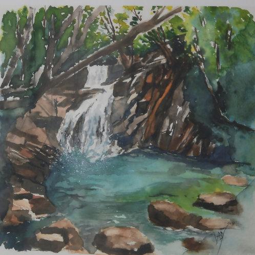 Josephine Falls Print