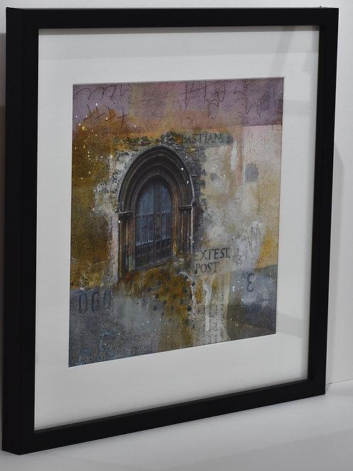St Clements 2 - Mixed Media Artwork