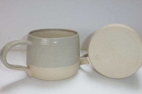 Stoneware Mug Grey