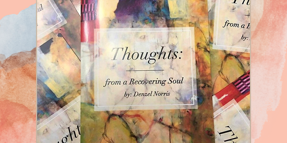 Unite Through Poetry - A Night of Reflection and Meditation