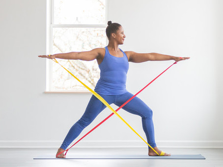 5 Reasons to Add Resistance Bands to Your Yoga Practice