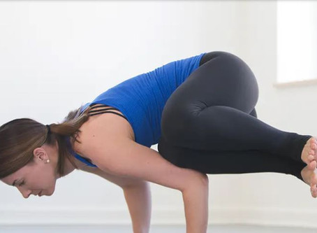 Set Your Students up for Success in Arm Balances