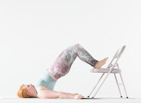 3 Ways that Props Can Invigorate Your Bridge Pose