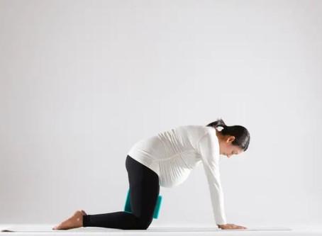 5 Empowering Prenatal Yoga Poses