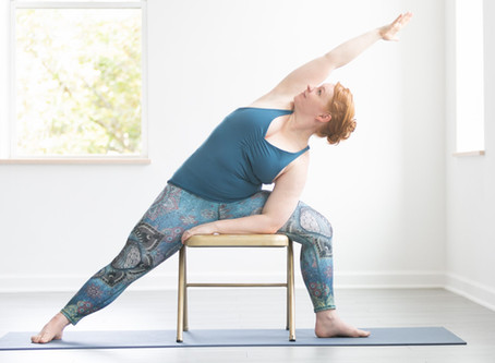 Chair Yoga Flow: A Dynamic Way to Sit and Practice