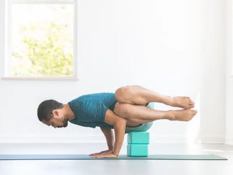 Make 5 Arm Balances Easier Using Just 2 Blocks