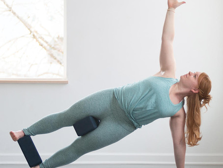 Three Ways to Prop and Progress Your Vasisthasana (Side Plank)