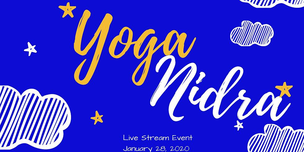 Deep Relaxation & Meditation: Yoga Nidra