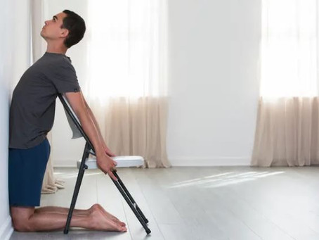 Ease Into Ustrasana: 2 Supported Camel Variations
