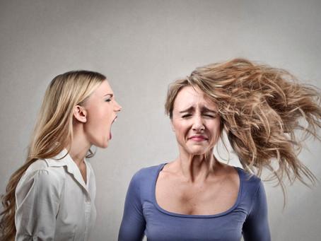 Colère ou Frustration  ( 4/4 parties...)
