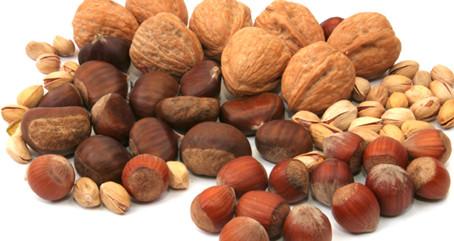 La comparaison nutritive des différentes noix