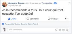 Geneviève Crevier