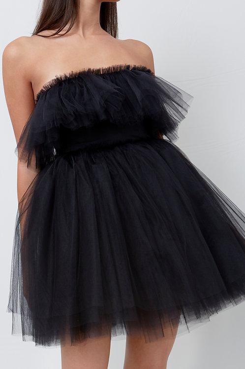 Mini Tulle Dress