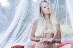 Indie + Wild __ Byron Top in Gold __ Jack Bates x Lily Klem