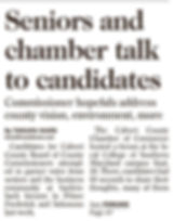 Chamber & Asbury Forums-Oct 3 Article Pg
