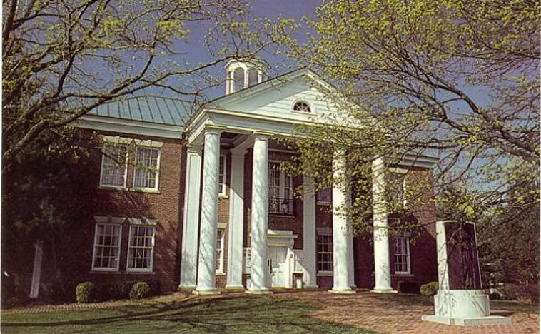 Calvert County Courthouse