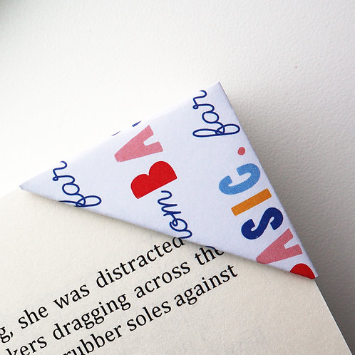 Far From Basic Bookmark