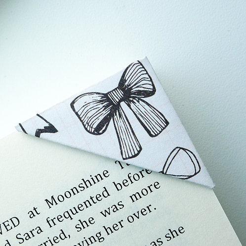 Ribbon Bow Bookmark