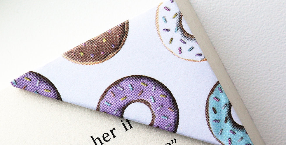 Yummy Donut Bookmark