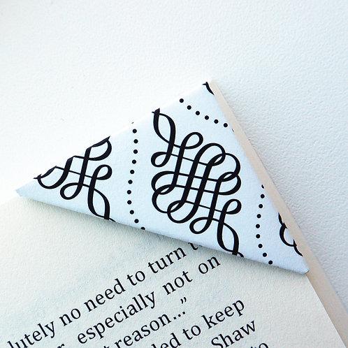 Beautifully Cursive Bookmark