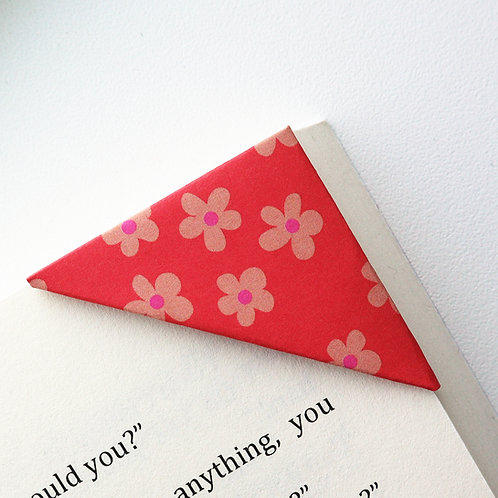 Fresh Bloom Bookmark (3 colors)
