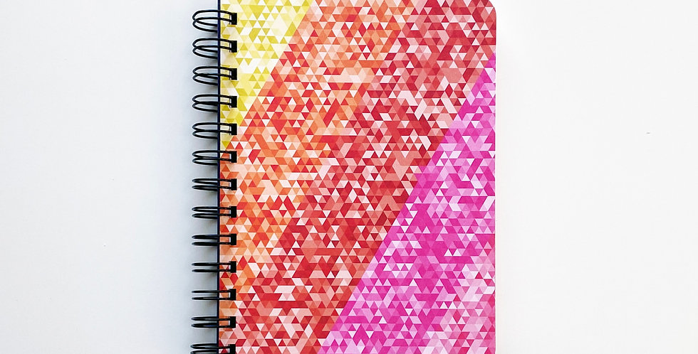 We Are Every Color In A Rainbow Notebook Journal