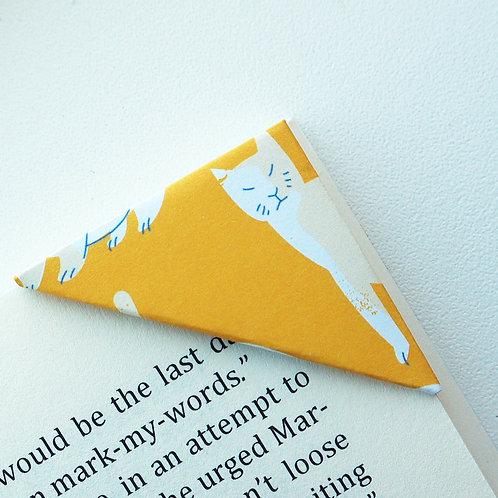 Posing Cat Bookmark
