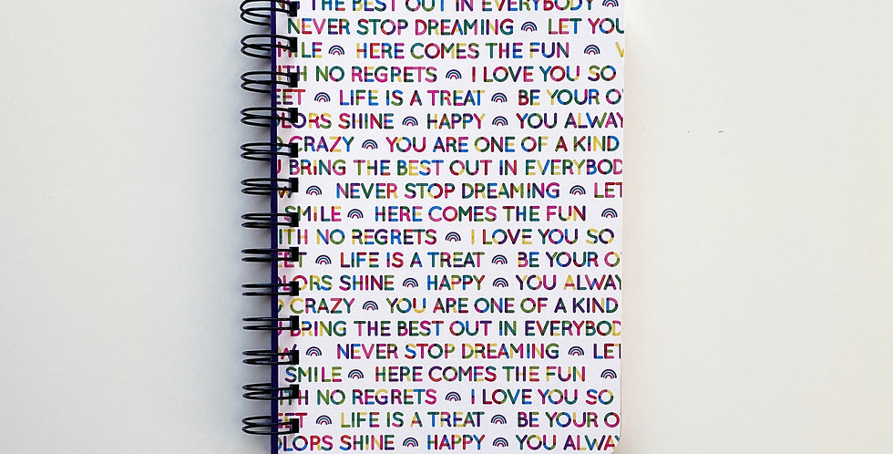 You Are One Of A Kind Notebook Journal
