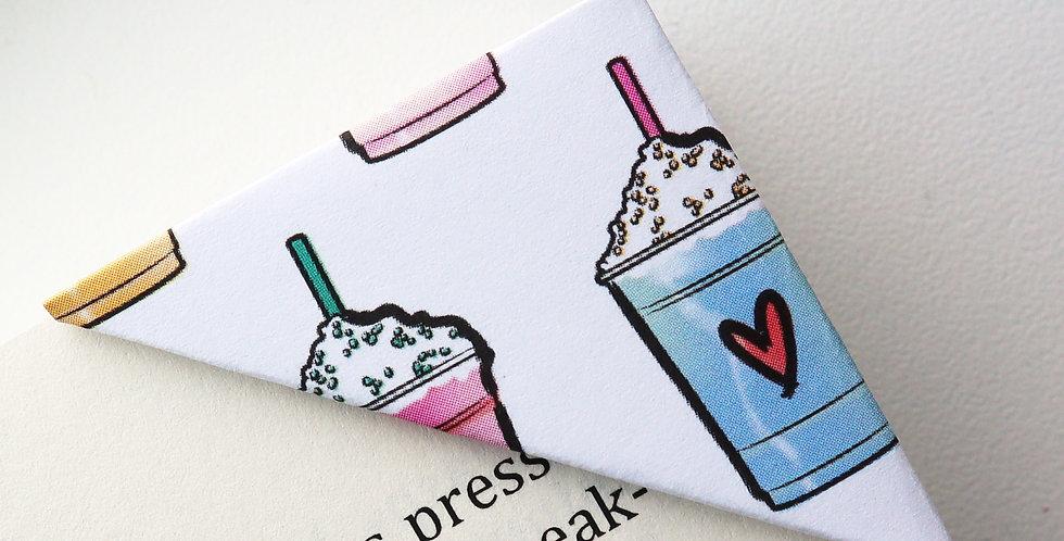 Milkshake With Cream Bookmark