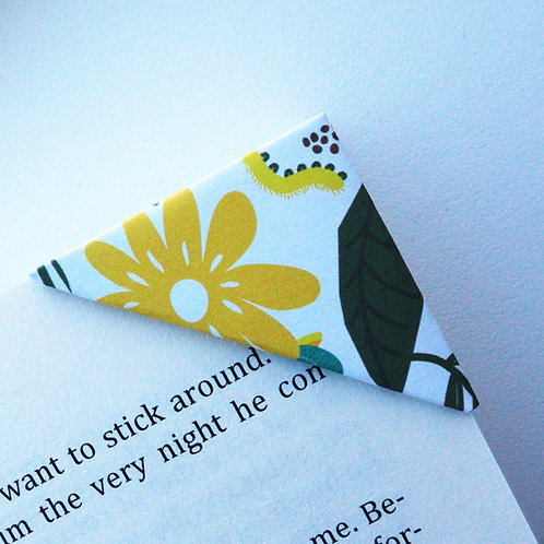 Insect Garden Bookmark