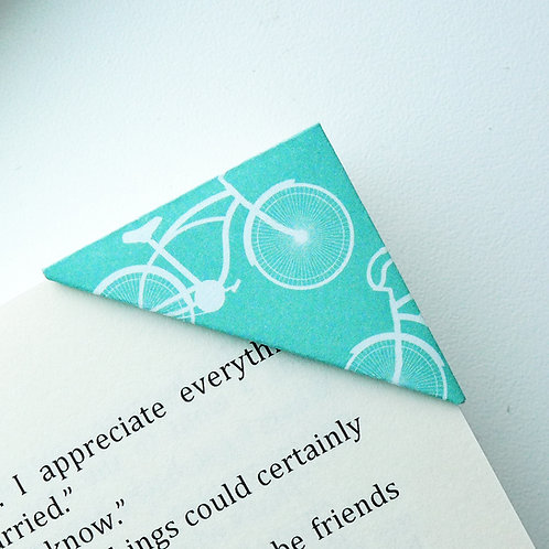 Bike Trip Bookmark