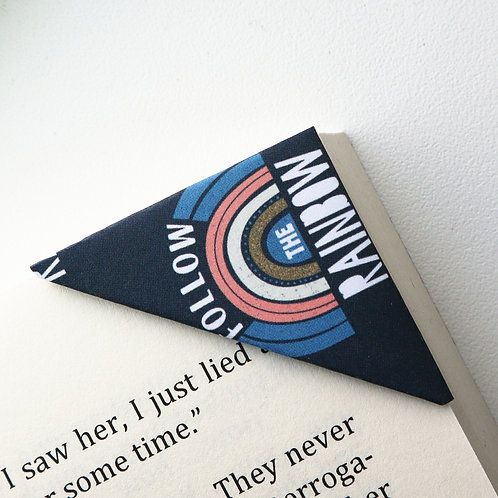 Follow The Rainbow Bookmark