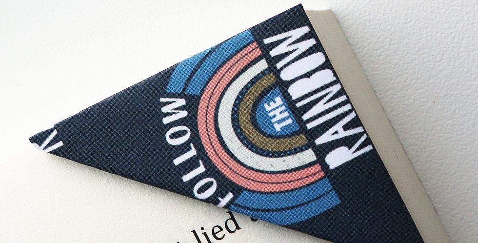 Follow The Rainbow Bookmark