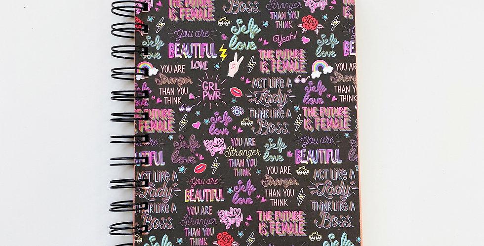 I'm The Boss Notebook Journal