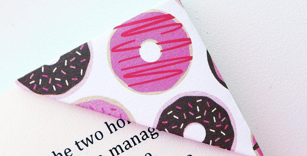 Yummy Pinky Donut Bookmark